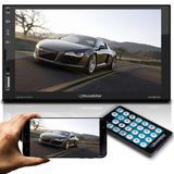 Central Multimídia Roadstar Slim RS-505BR 7 pol 4x50 Rms com Espelhamento