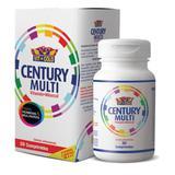 Century Mult Vitamina Mineral VitGold Com 30 Comprimidos