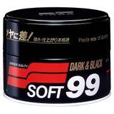 Cera de Carnaúba Dark  Black Para Carros de cores Escuras SOFT99 300g - Soft 99