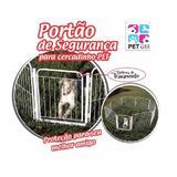 Cercado Grande Cães Canil Pet Cão Cachorro 9x90cm S/ Portão - Pet util