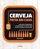 Cerveja feita em casa - Publifolha