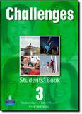 Challenges 3 sb - 1st ed - Pearson (importado)