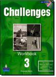 Challenges 3 wb with cd-rom - 1st ed - Pearson (importado)