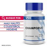 Champorus 250mg 60cáps - Neutraliza os Maus Odores Corporais e o Mau Hálito - Florien