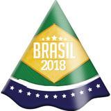 Chapéu de Aniversário Copa do Mundo 2018 - Festabox