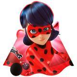 Chapéu de Aniversário Miraculous Ladybug 08 unidades Regina Festas