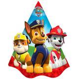 Chapéu de Aniversário Patrulha Canina 08 unidades Regina Festas