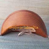 Chapéu de Lampião Liso - Shop maria bonita