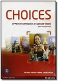 Choices upper intermediate sb and mylab - Pearson