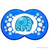 Chupeta Clear Silk Mam Elefante Tamanho 2 6m+ (2333)