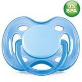 Chupeta FreeFlow BPA Free - 0 a 6 Meses - Azul - Philips Avent