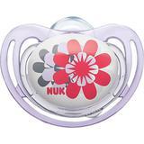 Chupeta Freestyle Clean (6m+) Fase 2 Girl - NUK