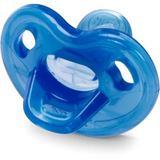 Chupeta Nuk Genius Soft 100 Silicone Azul De 0 A 6m Tam 1