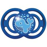 Chupeta Perfect Mam Baleia Azul Tamanho 2 6m+