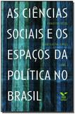 Ciências Sociais e os Espaços da Política no Brasil, As - Fgv