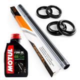 Cilindro óleo kit retentor bengala original hornet 08 - Original parts / motul