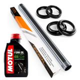 Cilindro tubo óleo kit retentor bengala original z 750 - Original parts / motul