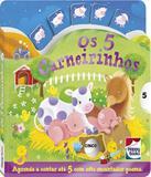 Cinco Carneirinhos, Os - Gira-gira - Happy books