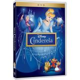 Cinderela desenho - DVD - Disney