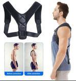 Cinta Colete Corretor Postura Coluna Costas - Energizing posture support