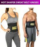 Cinta Modeladora Abdominal Afina Cintura Redução de Medidas Calor Corporal Belt Sweat - Cinta sweat bel