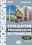 Civilisation progressive du francais - intermediaire - livre + cd - 2e ed - Cle international - paris