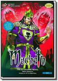 Classical Comics  -  Macbeth - Text + Audio CD - Cengage
