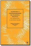 Classicos e contemporaneos da filosofia politica - Diversos