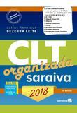 CLT Organizada Saraiva - 5ª Edição (2018)