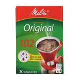 Coador de Café 102 Melitta 30 Unidades - Mellita