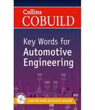 Cobuild Key Words For Automotive Engineering - With Mp3 Cd - Collins