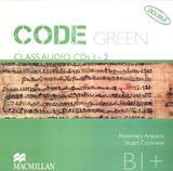 Code green b1+ audio cd - Macmillan