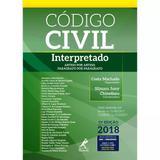 Código Civil interpretado - Artigo por artigo, parágrafo por parágrafo