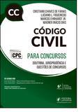 Código Civil Para Concursos Doutrina, Jurisprudência e Questões de Concursos - Juspodivm