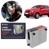Cofre Blindado Antifurto Módulo Automotivo Fiat Mobi 2019 Safecar