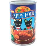 Cofre Lata De Mantimento Retrô Happy Food - Versare anos dourados