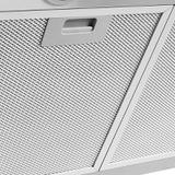 Coifa em Vidro Curvo Inox Duto Slim de 70 cm - 127 Volts - Fogatti