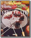 Col. sabores do mundo - chocolate - Girassol