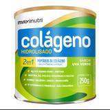 Colágeno Hidrolisado 2em1 Uva Verde 250g Maxinutri