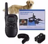 Colar / Coleira Eletrônica Recarregavel P/ Adestrar Cachorro Controle Recarregavel Animais - Dog
