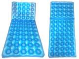 Colchão Inflável Caixa De Ovo Articulado Anti-escaras - Aquasonus