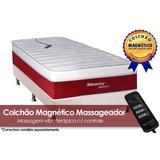 Colchão Magnético c/Massagem Memory Solteiro 88 - A costa rica