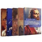 Coleção Allan Kardec 5 volumes - BOA NOVA - Ed. boa nova