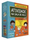Coleção atividade na sala de aula  1 ano  ensino fundamental - Editora rideel