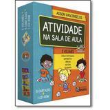 Coleção Atividades Na Sala De Aula - 1º Ano - Editora rideel