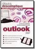 Colecao clique  descomplique - outlook 2007 - Gold