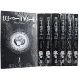 Coleção Death Note Mangá 7 Volumes Completo - Jbc