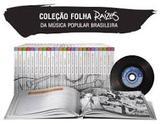 Coleção Folha Raízes da Mpb 1 ao 25 Completa  Folha