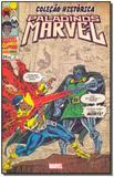 Coleção Histórica: Paladinos Marvel - Vol. 06 - Panini