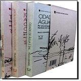 Colecao leituras de capitais - 3 volumes - Armazem da cultura
